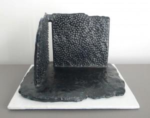 Architecture in Black - 2012 - 17x26x26 cms