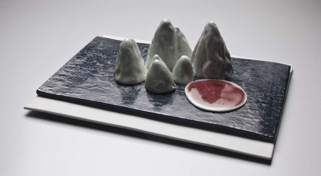 Little volcanoes - 2013 - 8x27.5x20.5 cms