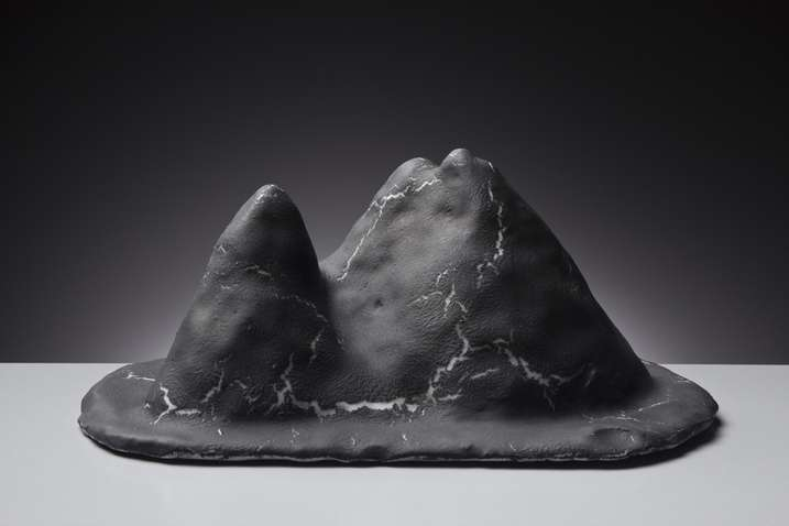 The Pyrenees - 2013 - 12x30x22 cms
