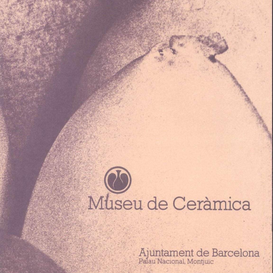 Museu de Ceramica, Barcelona – diciembre 1980 a enero 1981