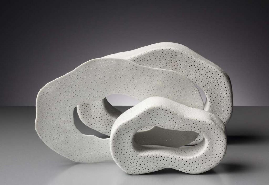 Nuvols - 2011 - 17x16x10.5 cms