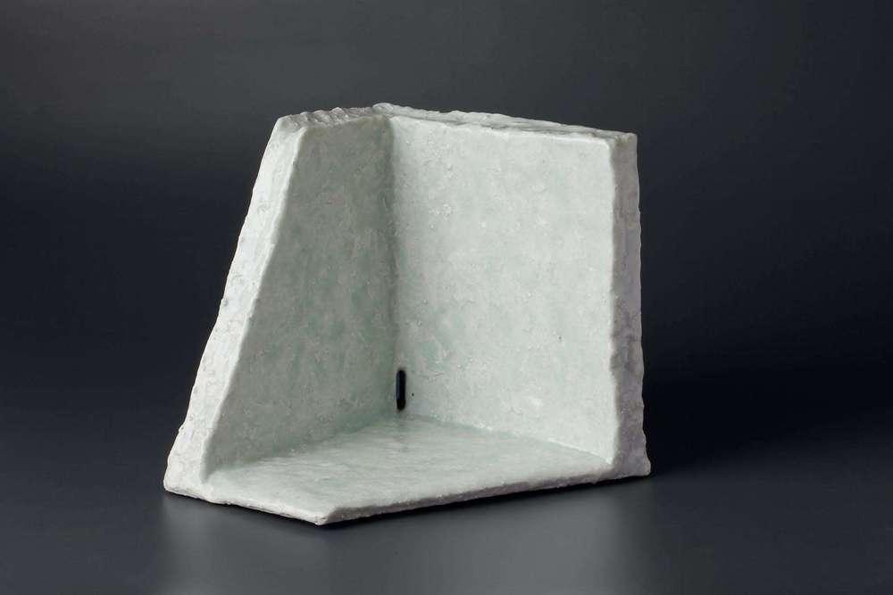 Arquitectura B - 2007 - 20x19x19 cms